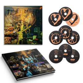Prince - Sign O' Thr Times 8CD+DVD Release 25-9-2020