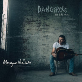 Morgan Wallen - Dangerous 2 CD Release 8-1-2021