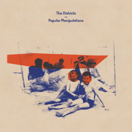 The Districts - Popular Manipulations CD