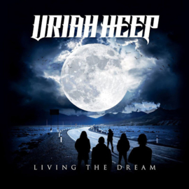 Uriah Heep - Living The Dream CD