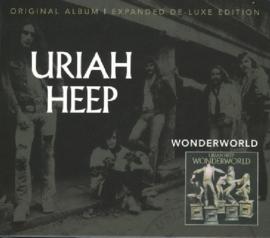 Uriah Heep - Wonderworld CD Release 1974
