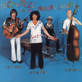 Modern Lovers - Rock 'N' Roll With LP  Release  27-3-2020
