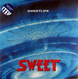 Sweet - Sweetlife LP Limited Edition Blue Vinyl