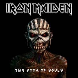 Iron Maiden - The Book Of Souls 2 CD