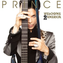 Prince - Welcome 2 America CD Release 30-7-2021