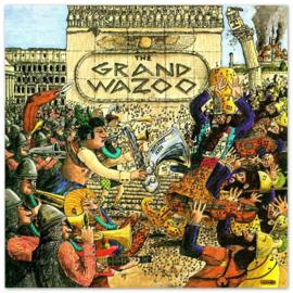 Frank Zappa  - Grand Wazoo CD