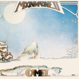Camel - Moonmadness CD 1976