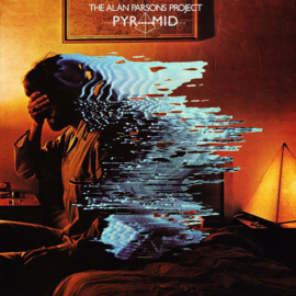 The Alan Parsons Project - Pyramid CD