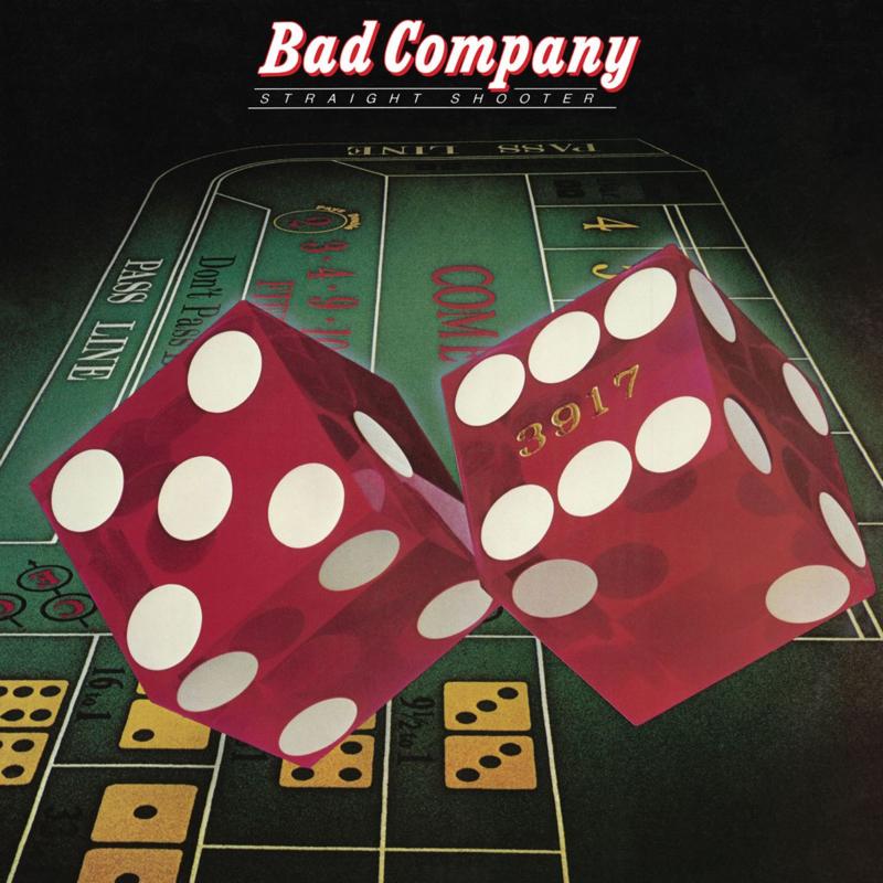 Bad Company - Straight Shooter CD