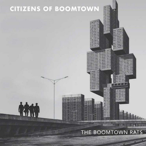 Boomtown Rats - Ctizins Of Boomtown CD Release 13-3-2020