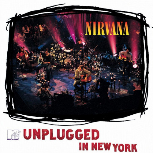 Nirvana - Unplugged CD