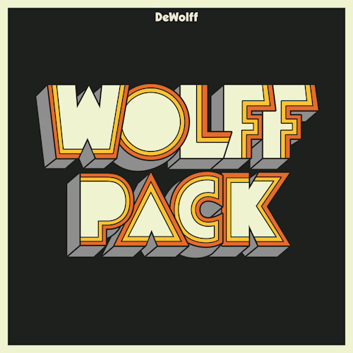 DeWolff - WolffPack CD Release 5-2-2021