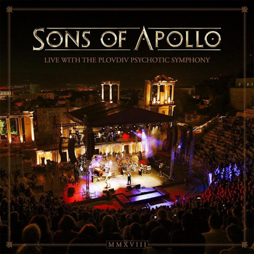 Sons of Apollo - Live With The......... 2CD+DVD