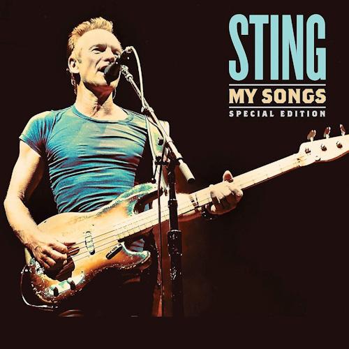 Sting - My Songs 2 CD