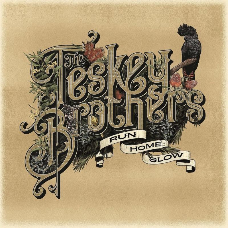 TESKEY BROTHERS - RUN HOME SLOW CD