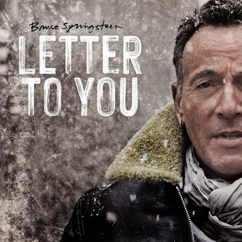 Bruce Springsteen - Letter To You CD Release 23-10-2020