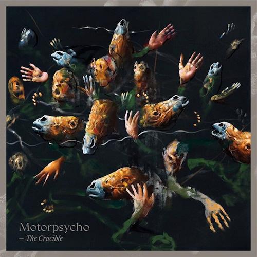 Motorpsycho - The Crucibible CD