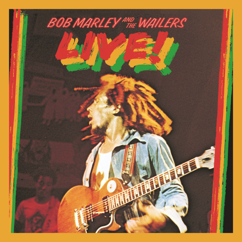 Bob Marley - Live CD