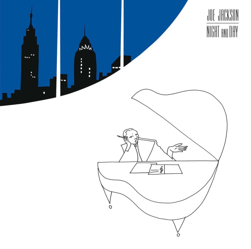 Joe Jackson - Night And Day CD