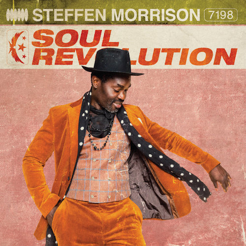 Steffen Morrison - Soul Revolution CD Release 9-10-2020
