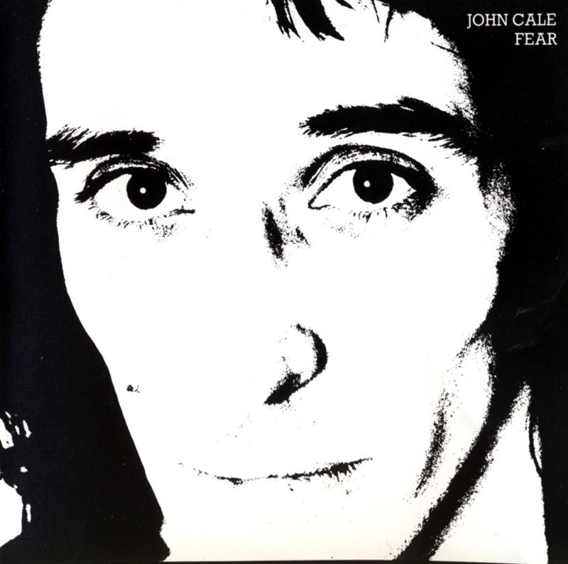 John Cale -  Fear CD