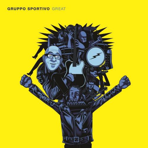 Gruppo Sportivo - Great CD 2018