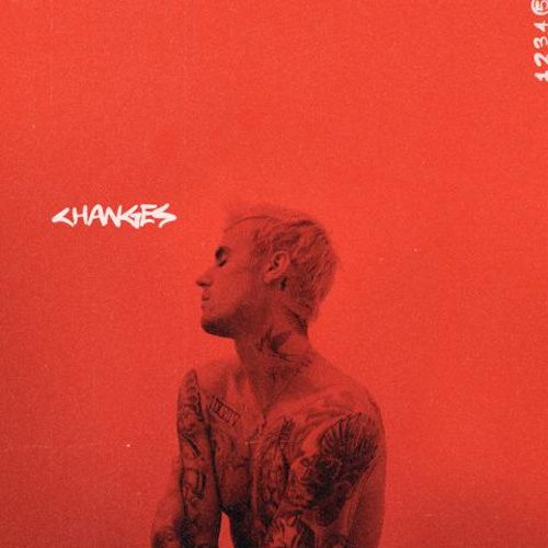 Justin Bieber - Changes CD Release 14-2-2020