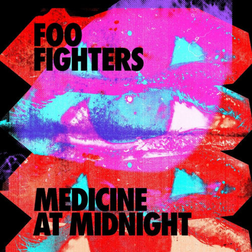 Foo Fighters - Medicine At Midnight CD Release 5-2-2021