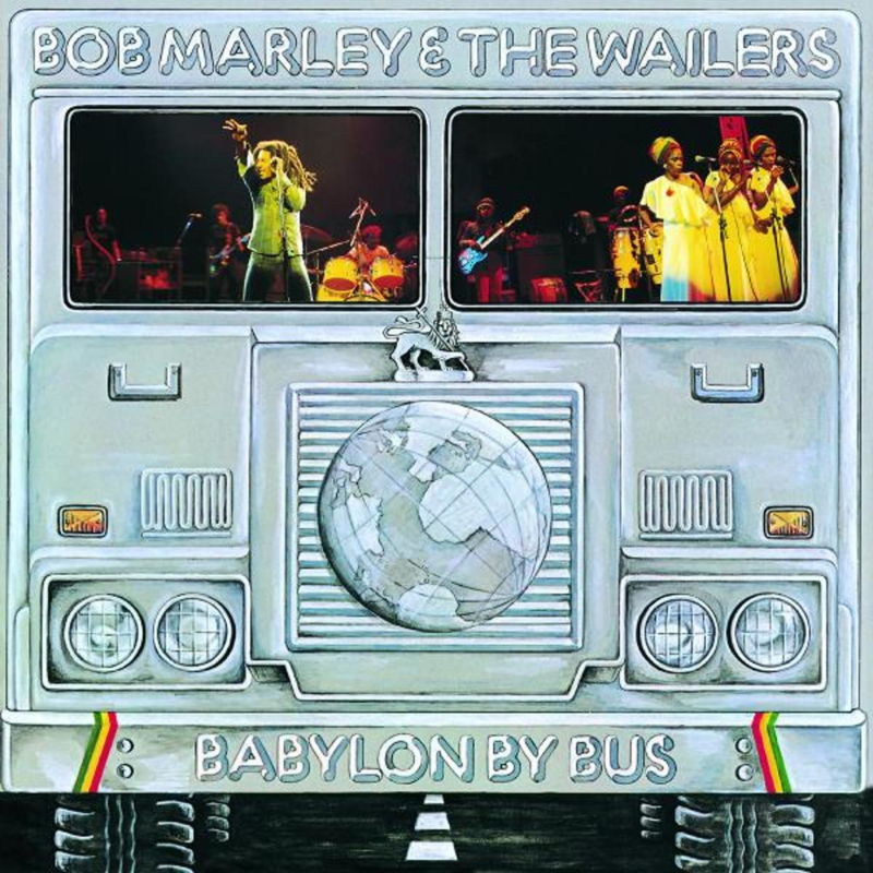Bob Marley - Babylon By Bus CD
