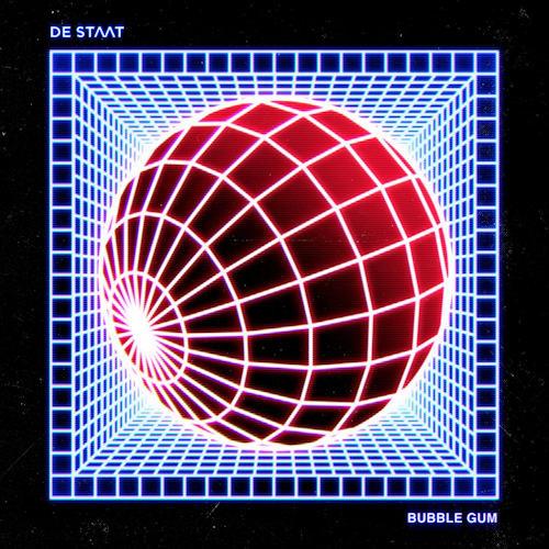 De Staat - Bubblegum CD Release 19-1-2019