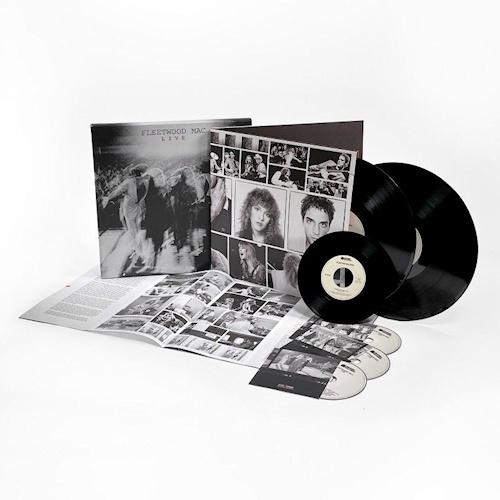 Fleetwood Mac - Live Deluxe 6 LP Release 9-4-2021