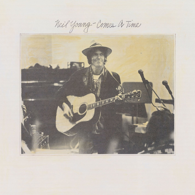 Neil Young - Comes A Time CD 1978