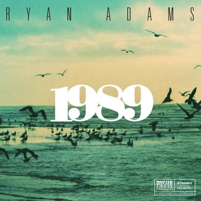 Ryan Adams - 1989 CD