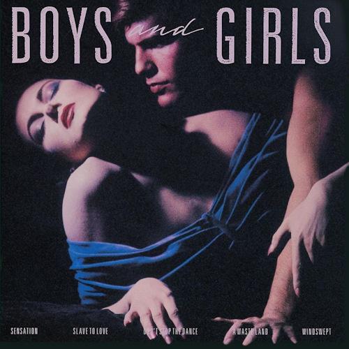 Brian Ferry - Boys and Girls CD