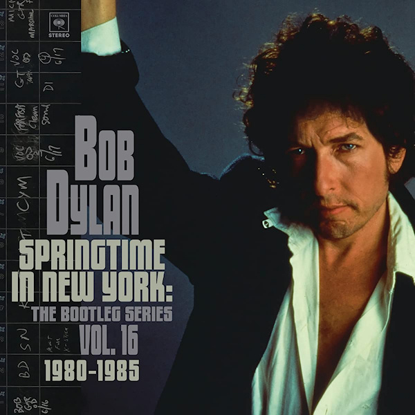 Bob Dylan - Springtime In New York 2 CD The Bootleg Series Vol. 16 Release 17-9-2021