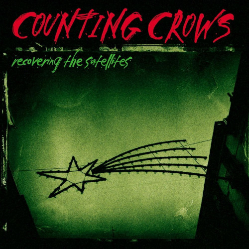 Counting Crows - Recovering The Satellites CD