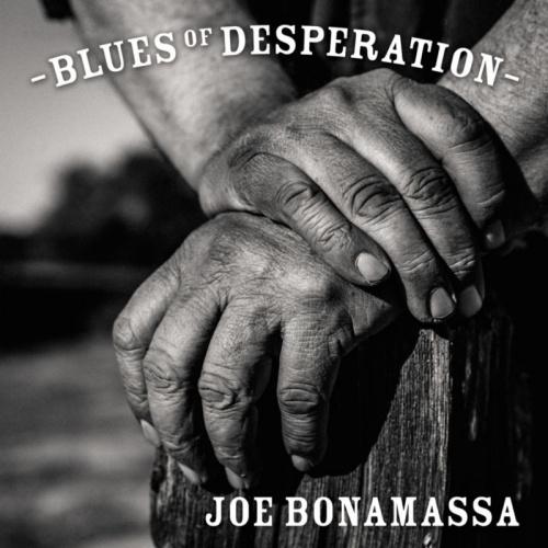 Joe Bonamassa - Blues Of Desperation Limited Deluxe Silver Edition CD