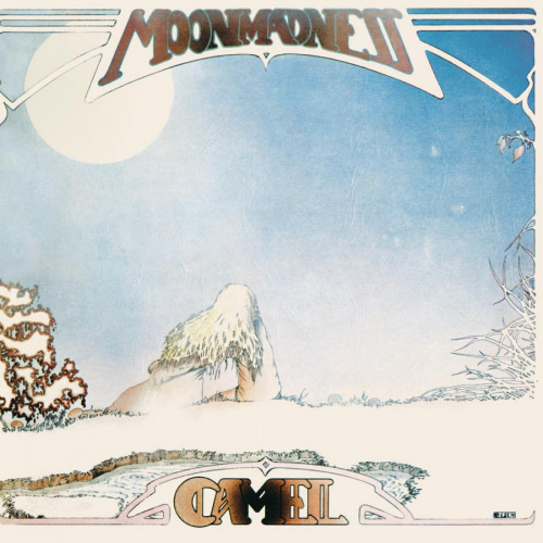 Camel - Moonmadness CD 1976