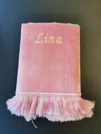 Gebedskleed met naam Lina