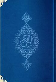 Koran donkerblauw