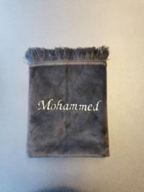 Gebedskleed met naam Mohammed
