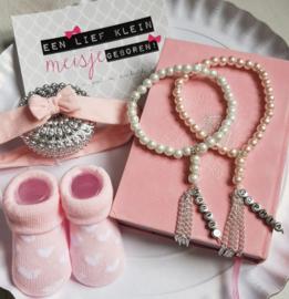 Cadeaupakket Geboorte  meisje