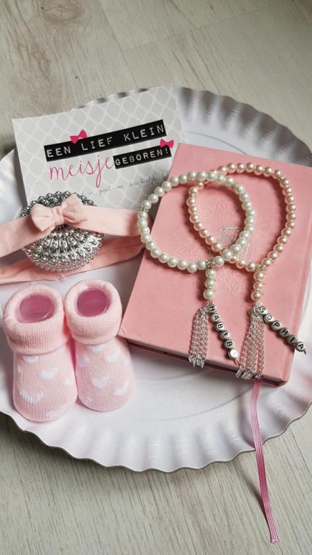 Cadeaupakket Geboorte Meisje Cadeau Pakketten