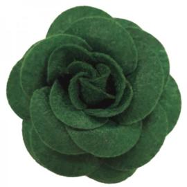 urban hippies corsage haarclip verdant green