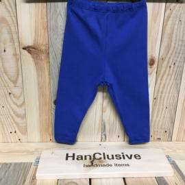 Blauwe legging
