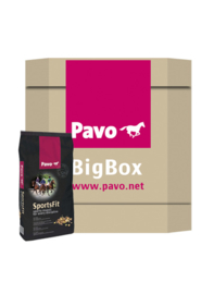 Pavo BigBox SportsFit
