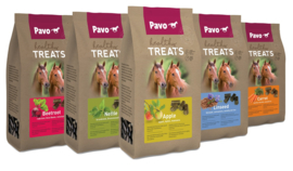 Pavo Healthy Treats Appel