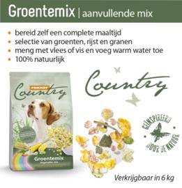 Country Groentemix