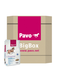 Pavo BigBox Podo®Lac