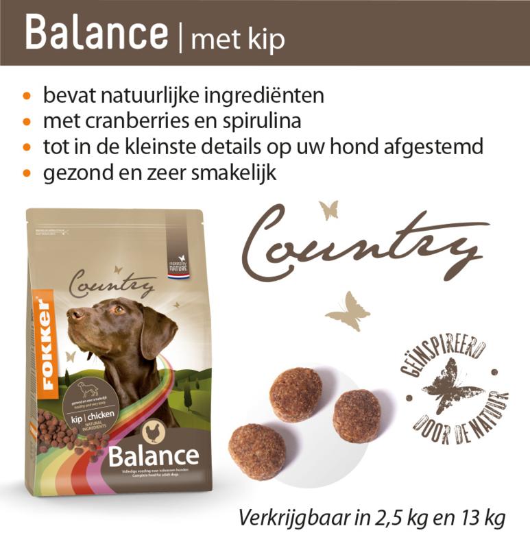 Country Balance